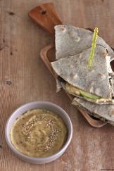 Hummus di ceci, ricetta originale con e senza tahina