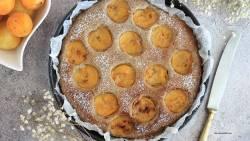 torta-vegana-prugne-gialle-senzaglutine