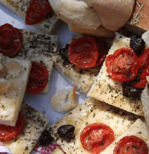 Pomodorini al forno  Ricettiamo Ricette facili e veloci