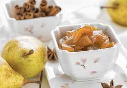 Marmellata di pere arance e cannella