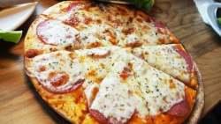 Pizza come da Spontini fatta in casa versione invernale