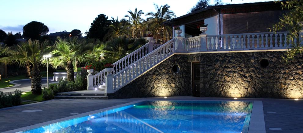 Villa Romantica Ricevimenti  Location per Matrimoni a
