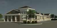 Mill End Court new construction space for lease | The Rich ...