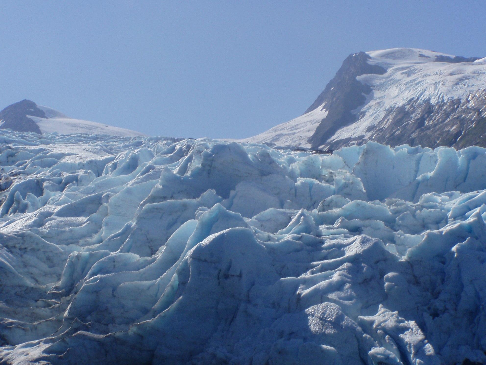 Portage Glacier Alaska | Alaska travel, Alaska glaciers