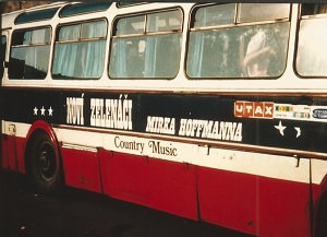 Country Music Bus