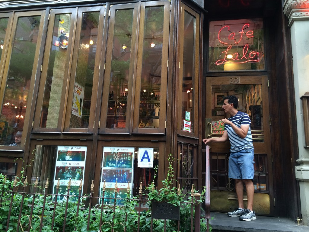 YGM Richie Café Lalo