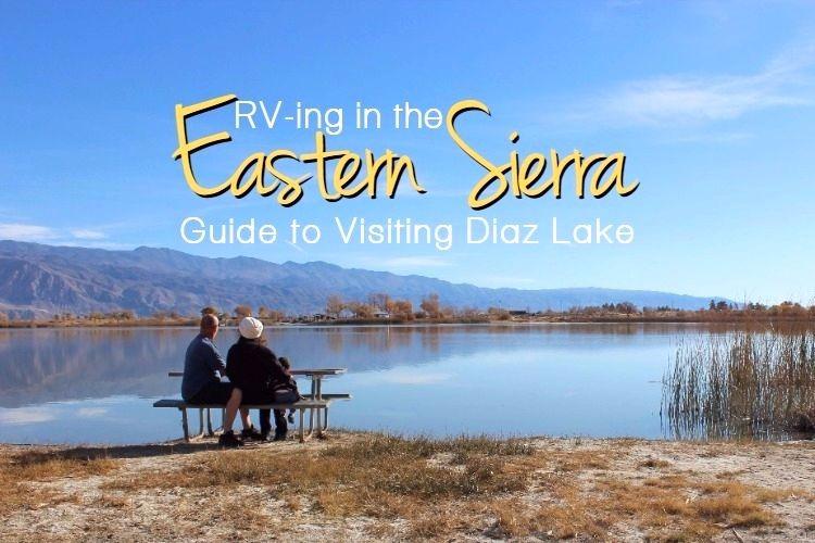 RV-ing To Eastern Sierra