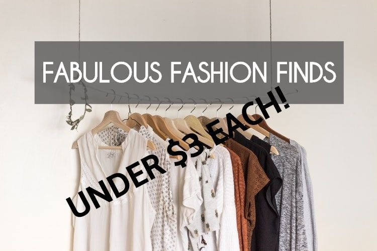 FABULOUS FASHION FINDS 11