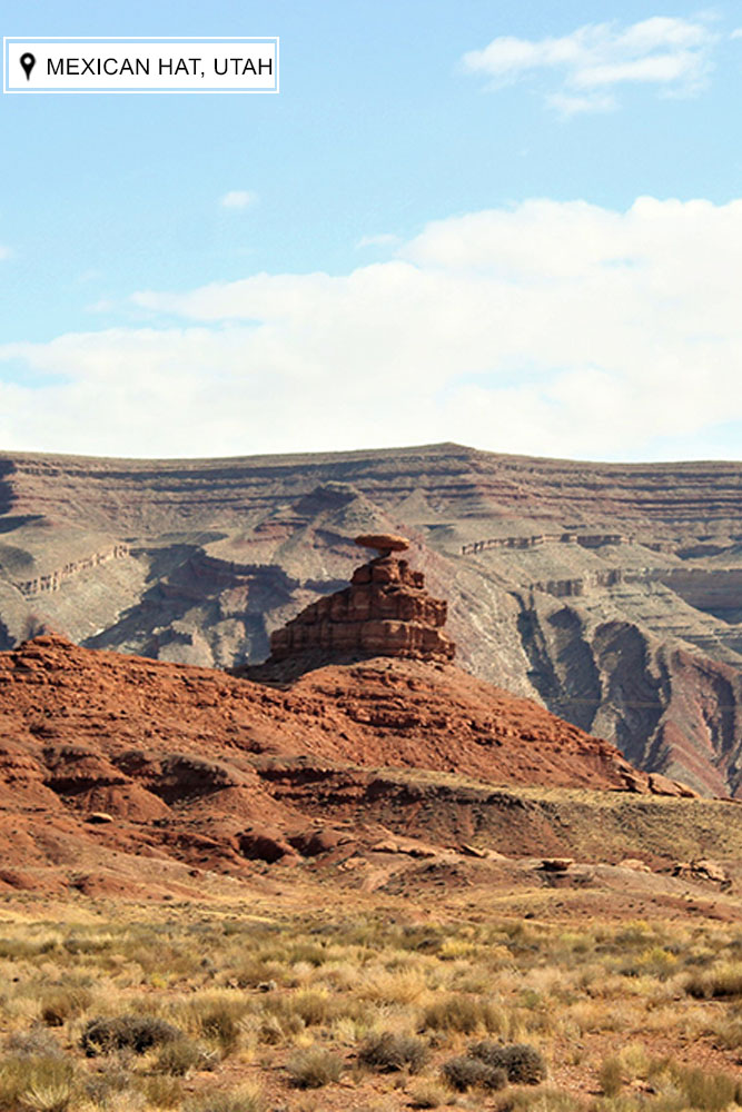 AMERICAN SOUTHWEST ROAD TRIP MEXICAN HAT