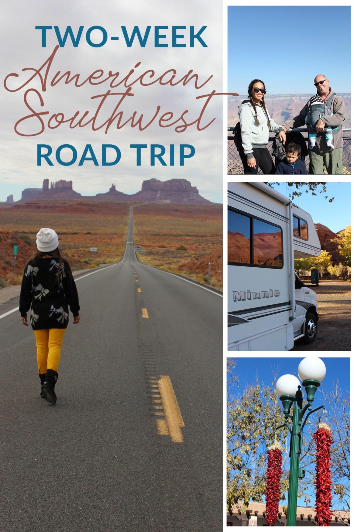 AMERICAN SOUTHWEST ROAD TRIP 1