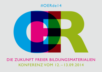 OER-Konferenz 2014 – Open Educational Resources