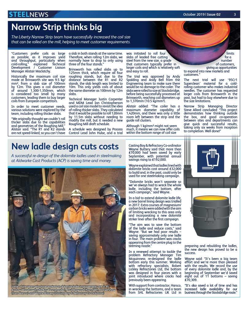 Steel-News---Issue-02-October-2019-3