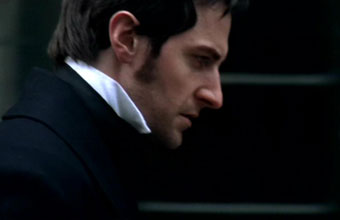 Richard Armitage as John Thornton in North and South