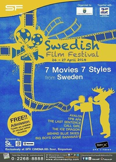 swedish film fest