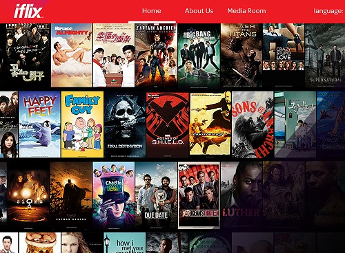Movie streaming service iflix launches in thailand in august iflix in thailand stopboris Images