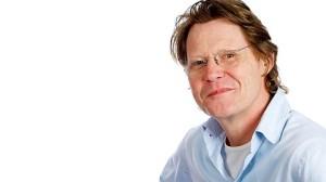 Robert Elms, presenter on BBC London 94.9