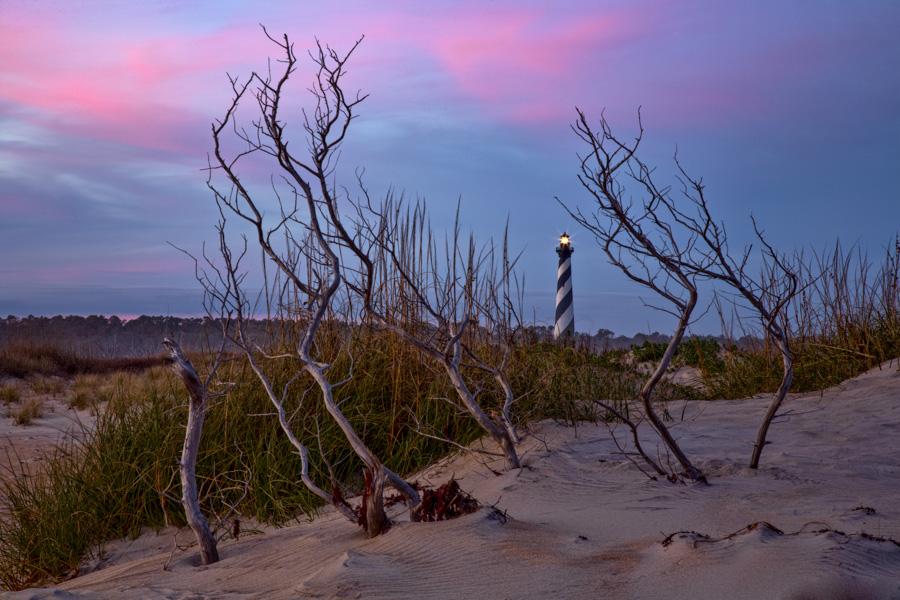 The Battered Strand: North Carolina's Outer Banks