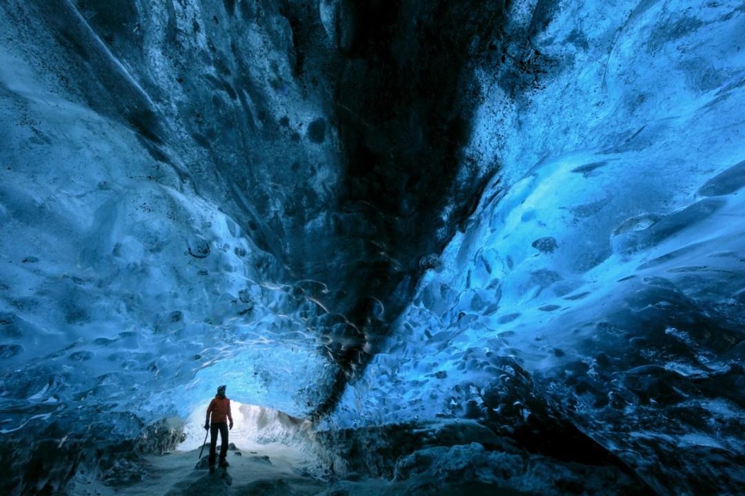 Crystal Ice Cave,