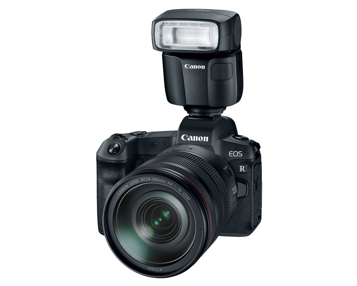 Canon EOS R Full Frame Mirrorless Camera | Richard Bernabe