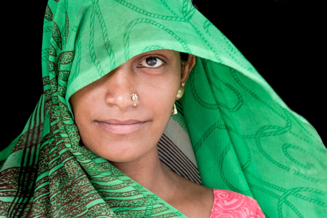 Girl from Pavagadh