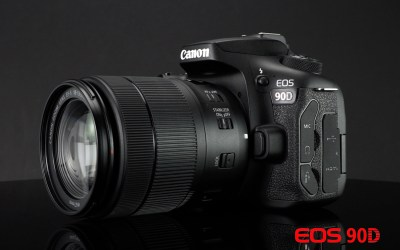 Introducing the Canon 90D