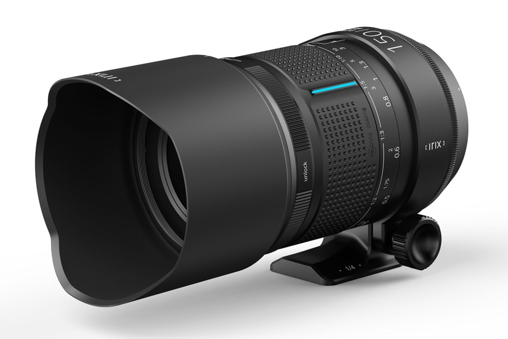 Irix 150mm f/2.8 Macro 1:1 Dragonfly Lens Review