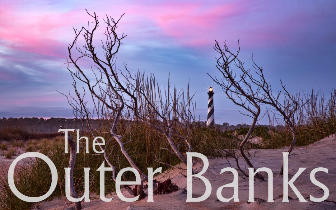 Outer Banks Photography: The Battered Strand