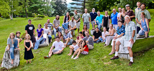 Family Reunion Photography