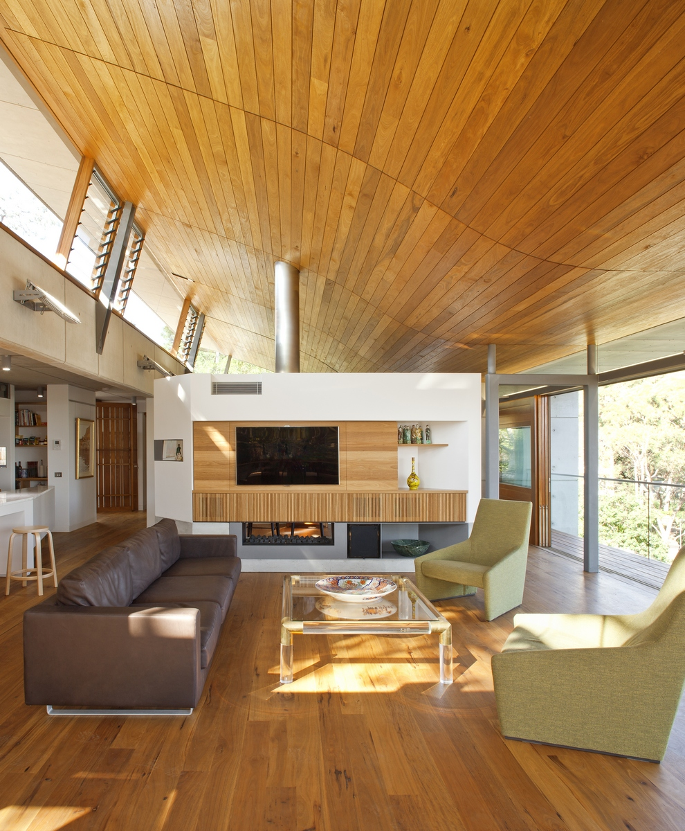 Angophora House  RICHARD COLE ARCHITECTURE Sydney Architects