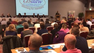 USDAW meeting