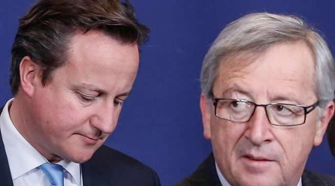 Cameron & Juncker