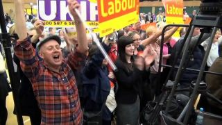 Labour & UKIP campaigners