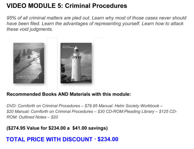 VIDEO-MODULE-5-CRIMINAL-PROCEDURE