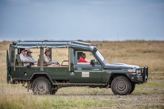 African Wildlife Photography Workshop in the Masai Mara