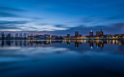 Ypenburg Den Haag: zelfde setting, betere camera