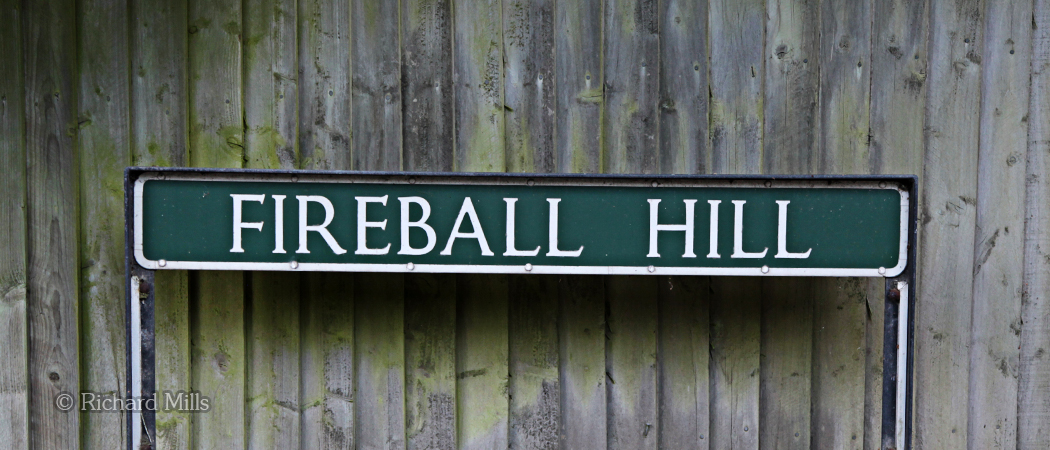 Fireball Hill