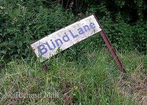 Blind-Lane