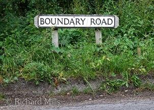 Boundary-Road