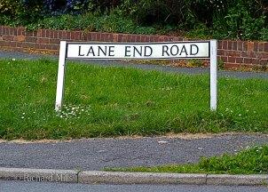 Lane-End-Road