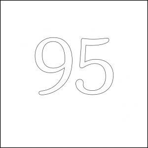 95 square 100