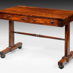 Small Sofa Table Uk Wooden Online Antique William Iv Rosewood Library