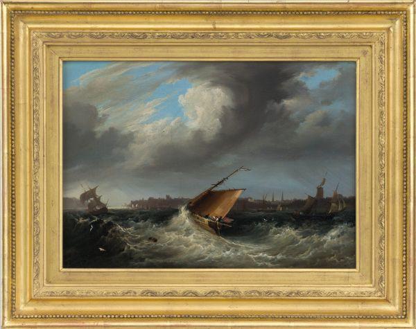 Frederick-Calvert-pair-oil-paintings-marine-antique-5223_1_5223