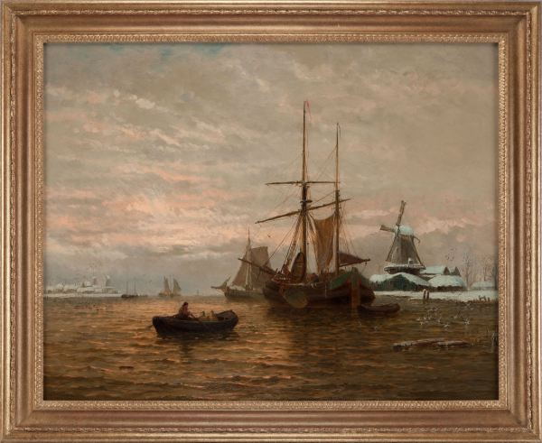 George-stanfield-Walters-oil-painting-marine-antique-4216_1_4216