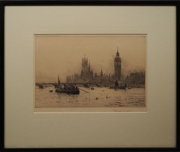 Rowland-Langmaid-etching-Westminster-antique-2014-10-02-11_5882