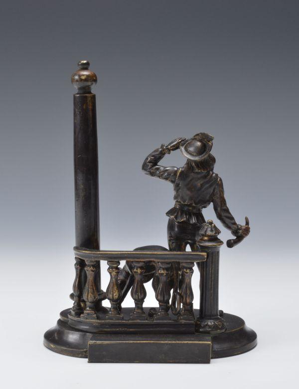antique-bronze-desk-thermometer-with-hunter-dog-lurcher-DSC_0958_6007