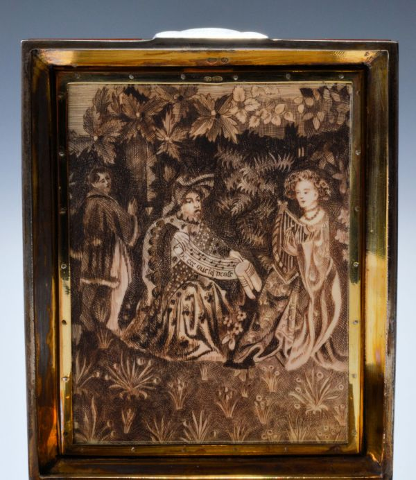 antique-silver-gilt-guilloche-enamel-box-painted-etched-ivory-scenes-tapestries-DSC_1006_6030