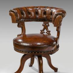 Revolving Chair Other Name Baby Nursery Chairs Antique Oak Swivel Desk Richard Gardner Antiques