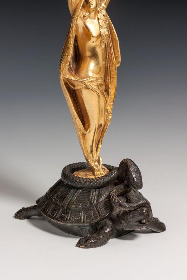 pair-candlesticks-figural-male-female-devil-figures-gilt-bronze-antique-5288_1_5288