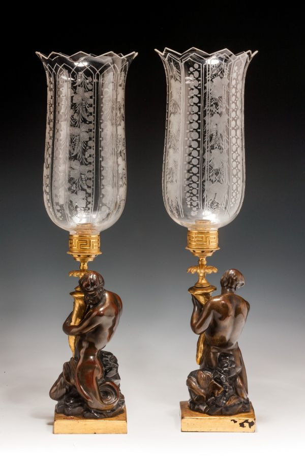 pair-storm-lamps-tritons-bronze-effect-Wood-Caldwell-Regency-antique-5231_1_5231