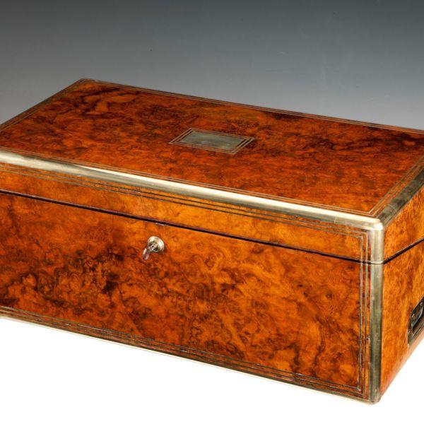 walnut-writing-box-slope-antique-candle-sconces-3807_1_3807